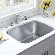 EuroPro Single Undermount Kitchen Sink By Franke YLiving - Single undermount kitchen sinks