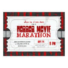 this deals annual movie awards party golden ticket 5x7 paper