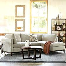 apartment living room furniture sectionals for small spaces