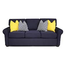 sunbrella navy sofa sofas living room bernie u0026 phyl u0027s