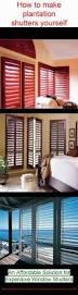 Wooden Window Shutters Interior Diy Diy Plantation Shutters Diy Plantation Shutters Window And House