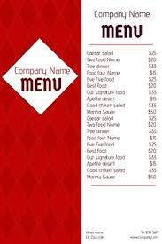 customizable menu templates italian restaurant customizable menu design template menu