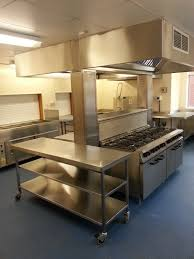 kitchen ventilation systems fox catering equipment limited
