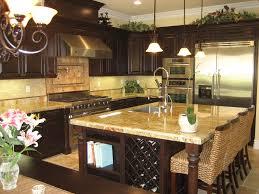 gourmet kitchen islands gourmet kitchen designs kitchentoday