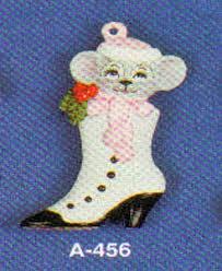 ceramic painters bisque alberta mice ornaments