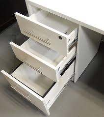 White Reception Desk White Reception Desk By Modern Office For A Contemporary