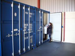 Secure Storage Container Self Storage In Our Secure Shipping Containers
