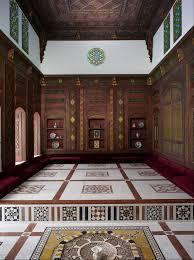 met museum floor plan damascus room the met