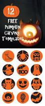 best 25 pumpkin carving templates free ideas on pinterest