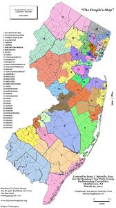 Map Of Middlesex County Nj Tea Party Group To Demonstrate In Support Of Map They Submitted To