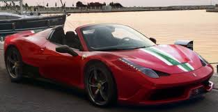 458 spider speciale is preparing a 458 speciale spider