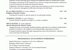 Educational Resume Example by Download Make Your Own Resume Haadyaooverbayresort Com