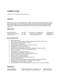 Heavy Equipment Operator Sample Resume by Tammy Resume 2