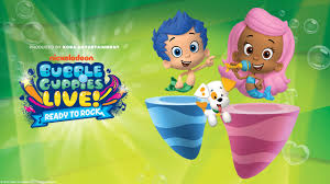 bubble guppies live the esplanade