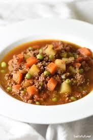 Pure Comfort Chuck Wagon Stew