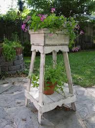 diy rustic wood planter box ideas for your amazing garden 1