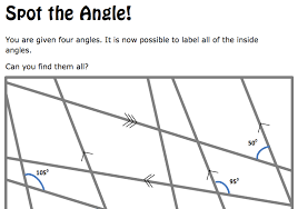 angles solve my maths