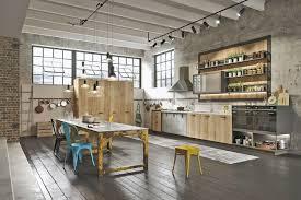 Cuisine Style Industrielle by Meuble Cuisine Style Campagne La Cuisine Blanc Style Campagne