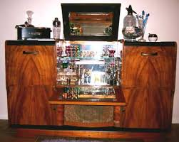 Built In Drinks Cabinet How To Stock A Home Bar The Art Of Manliness