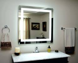 Mirror Bathroom Cabinet With Lights Bathrooms Cabinets Bathroom Mirror Cabinet With Lights On Led