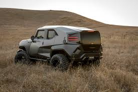 mobil jeep offroad rezvani tank rolls in with 500 horsepower automobile magazine
