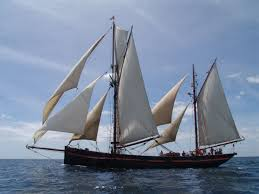 leader brixham sailing trawler trinity sailing foundation