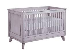 Munire Capri Crib by Bed U0026 Bath Heather Wooden Munire Crib For Mid Century Modern