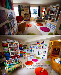 How To Choose Or Build The Perfect Desk For You by 27 Ridiculously Cool Homeschool Rooms That Will Inspire You