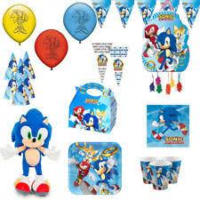 sonic party supplies sonic party supplies ebay