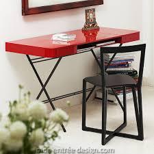 bureau laqué bureau design cosimo laqué brillant adentro achat vente