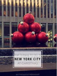 Rolf S Nyc Top 10 Things To Do In New York City During Christmas U2013 City Soul