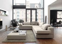 Awesome White  Contemporary Living Room Interior Design Photos - Contemporary living room interior design