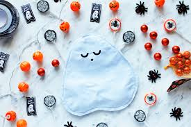 diy halloween ghost treat bag u2013 the llamas blog