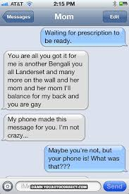 Funny Texting Jokes - the 50 best funny text messages ever sent