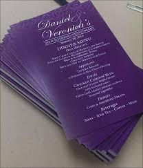 Wedding Anniversary Program 7 Wedding Dinner Program Templates Psd Vector Eps Ai