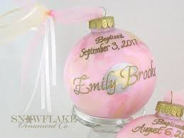 personalized baptism ornament 11 best personalized baptism ornament keepsake images on