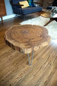 Plans For Round End Table by Side Table Outdoor Side Table Woodworking Plans Petrified Wood