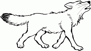 baby wolf coloring page free printable wolf coloring pages for