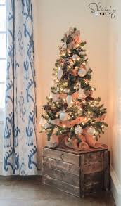 Best Way To Decorate A Christmas Tree Best 25 Small Christmas Trees Ideas On Pinterest Christmas Tree