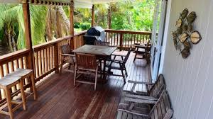 sunny bay beach bach hotel in rarotonga cook islands youtube