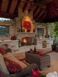 rustic outdoor kitchen designs 50 marvelous rustic outdoor fireplace designs for your barbecue