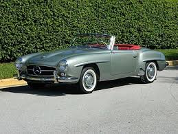 1960 mercedes for sale 1960 mercedes 190sl cars for sale classics on
