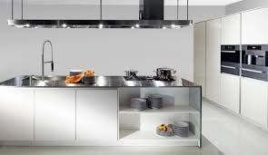 hotte cuisine ilot cuisines one cuisine moderne hotte aspirante ilot central