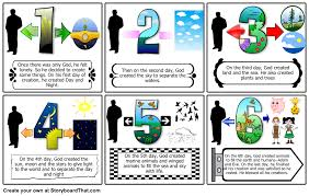 what day did god create light god s creation storyboard by cornwallumc