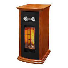 Under The Desk Heater Lasko Electric Ceramic 1500w Heater Silver Black 754200