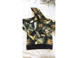 supreme x undercover study of hands hoodie size m 226420 from