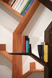 Bookcase Backdrop Tree Bookshelves That Creatively Display Collections In Style