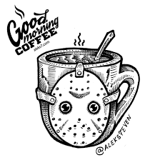 Friday Coffee Meme - friday the 13th coffee album on imgur