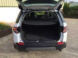 land rover discovery sport trunk space 2015 land rover discovery sport all variants 26 900