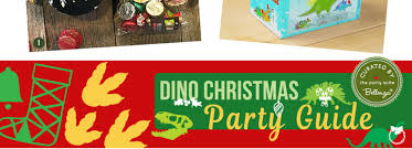 Filipino Christmas Party Themes Dinosaur Christmas Party Ideas From Decor To Favors